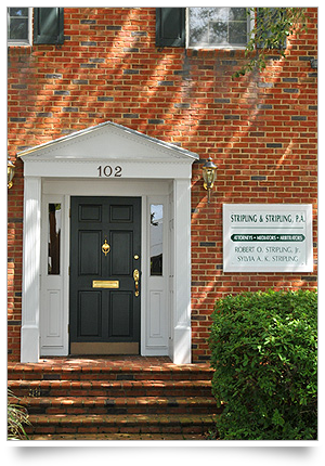 Photo of Stripling & Stripling front door